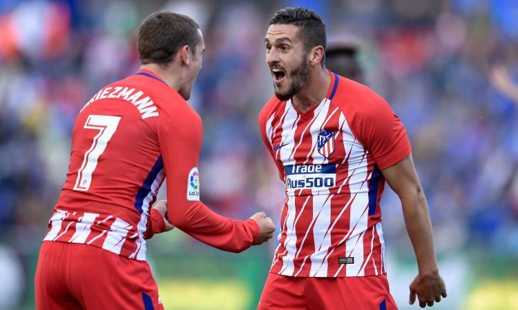 Atletico Madrid, Koke: 'Partita fantastica, ricompensa meritata dopo tanto lavoro'