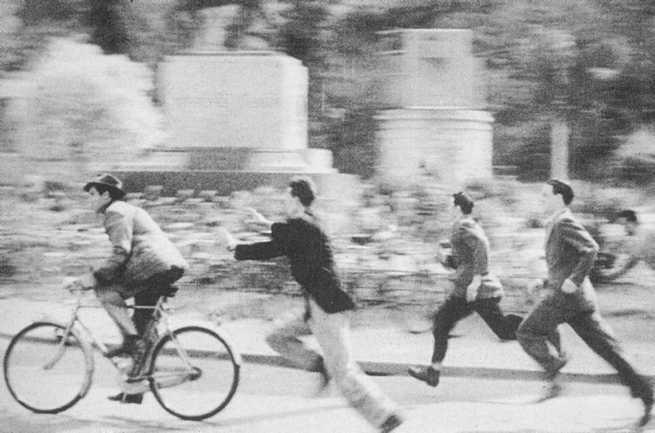 Grazie a 'Ladri di biciclette' di De Sica i tifosi della Roma vinsero l'Oscar