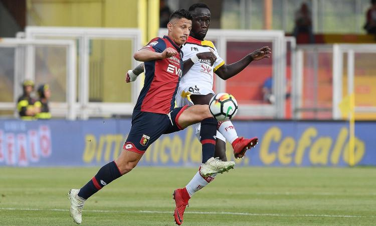 Genoa, futuro Lapadula: incontro con l'Udinese