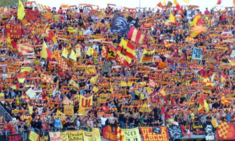Lecce, UFFICIALE: arriva un attaccante