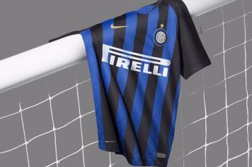 huge selection of ff223 1fd5d Inter and Nike present new home kit for 2018/19 | English ...