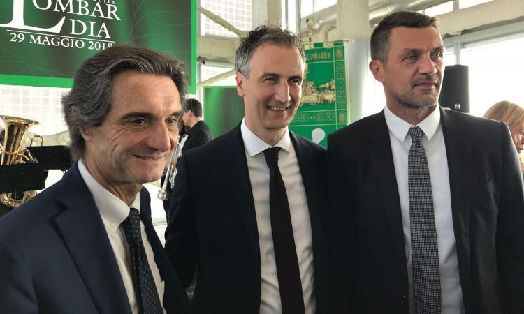 Maldini: 'Preoccupato per il Milan, ma l'Uefa non ce l'ha con i rossoneri'
