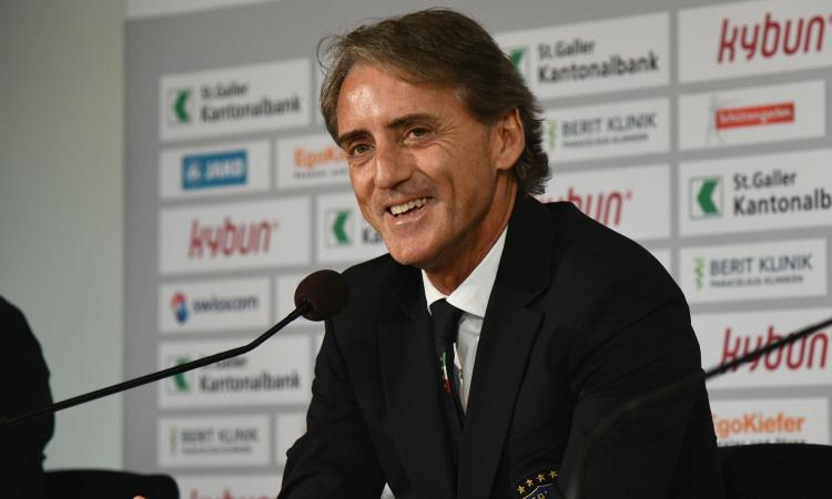 Mancini: 'Seguivamo Giovinco da tempo, Balotelli e Belotti a casa per scelta tecnica. Sulla Nations e Allan...'
