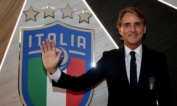 Mancini: 'I giocatori devono sognare l'Azzurro. Voglio tecnica, sì a Balotelli' VIDEO