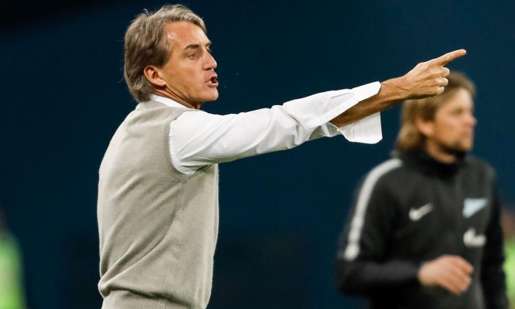 UFFICIALE: Mancini risolve l'accordo con lo Zenit, via libera per la Nazionale
