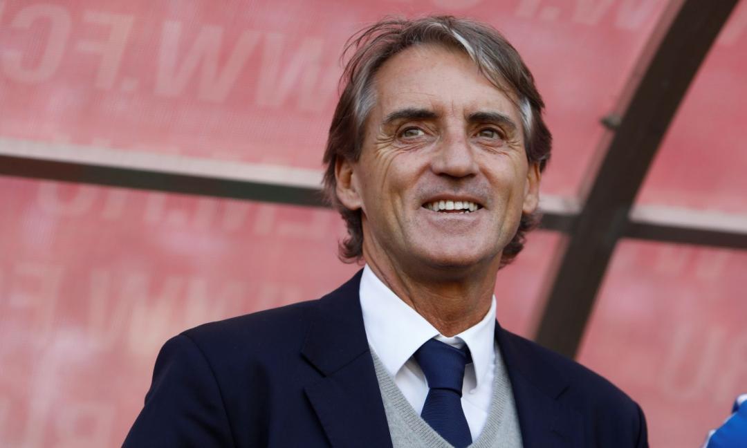 Mancini, CT gentiluomo