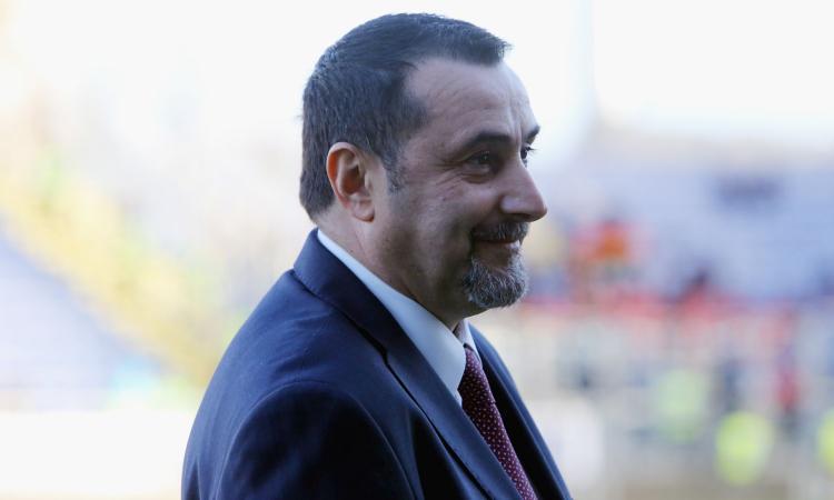Juve, senti Mirabelli: 'Bonucci al Milan? È stato un errore'
