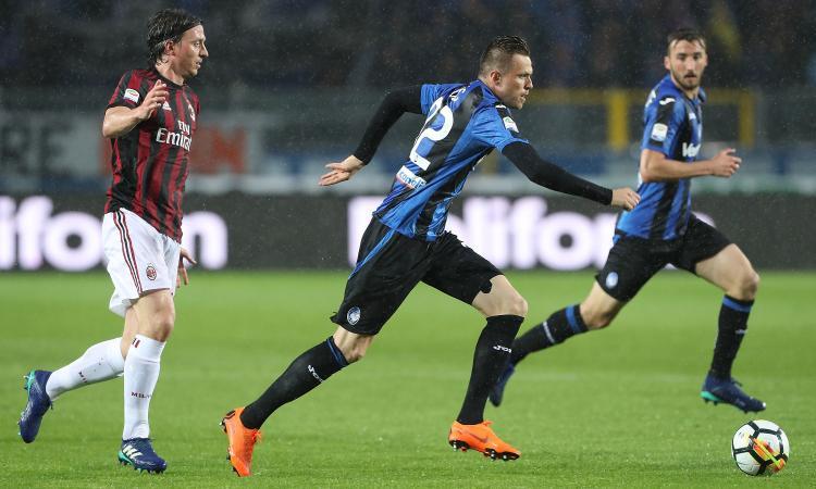 Inter: l'Atalanta non molla Ilicic