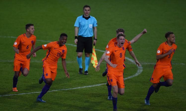 Europeo Under 17: Inghilterra battuta ai rigori, Olanda in finale con l'Italia