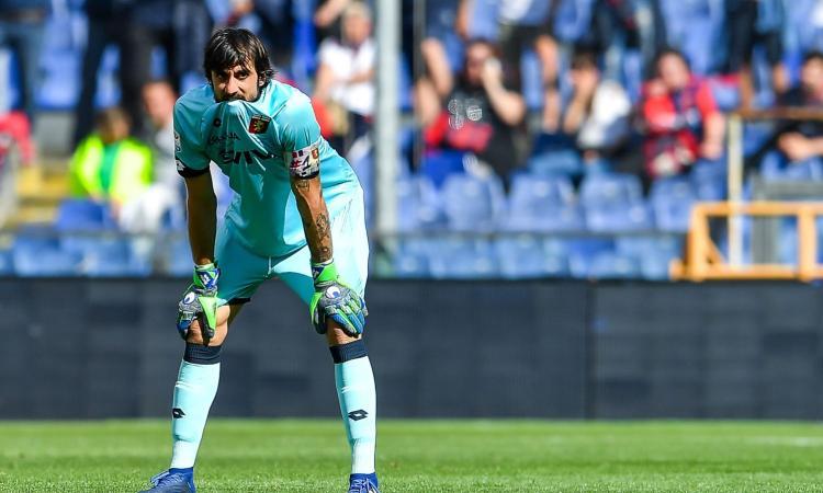 Genoa, Perin: 'Testa e gambe focalizzate sull'Udinese'