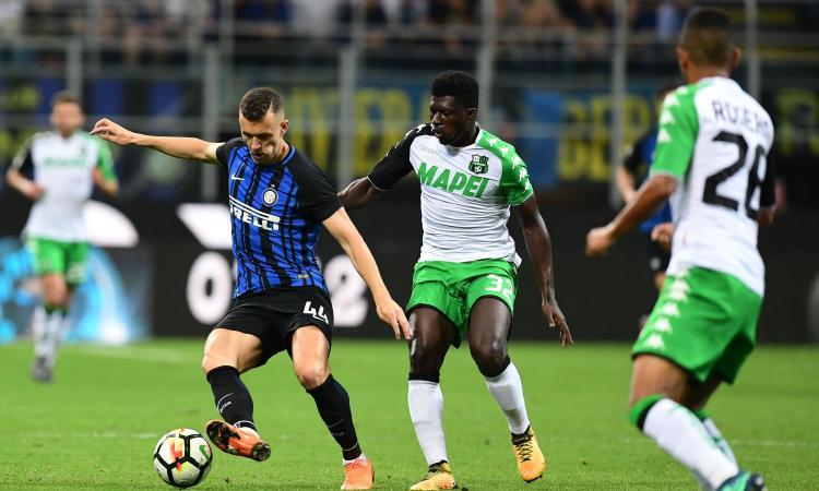 Inter-Sassuolo 1-2: il tabellino VIDEO