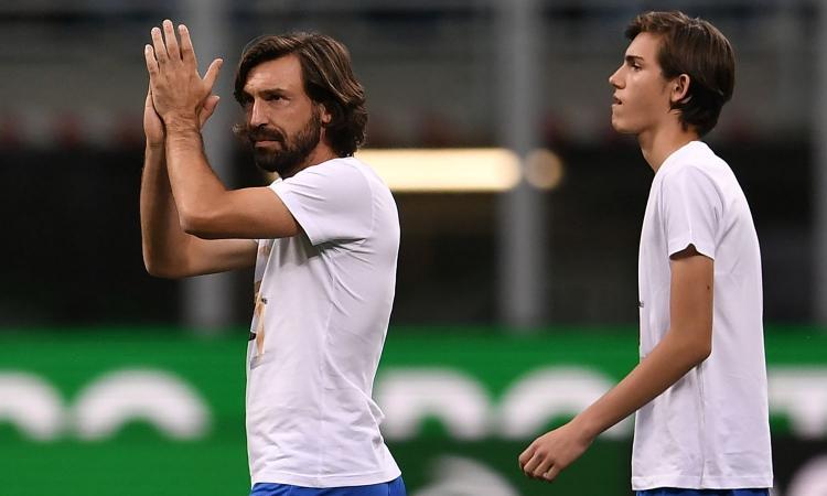Sky e sponsor 'bloccano' Pirlo: non sarà il vice di Mancini in Nazionale