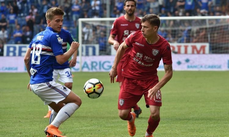 Sampdoria: Praet piace in Premier League