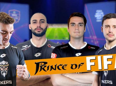 Prince of FIFA: Division Rivals, come cambia FUT. E la Weekend League...