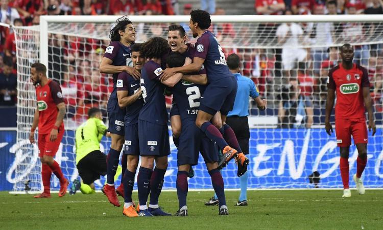 La Coppa di Francia è più forte del Covid
