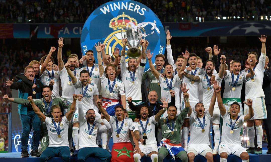 E così gli dèi del calcio dissero: vincerà il Real Madrid