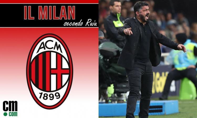 Milan, sei davvero da Champions? È sfida a Napoli e Roma, non all'Inter