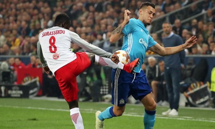 Rosenborg-Salisburgo, le formazioni ufficiali: gioca il talento Samassekou