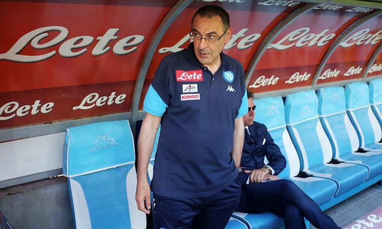 Dall'Inghilterra: De Laurentiis concede lo sconto, Sarri più vicino al Chelsea