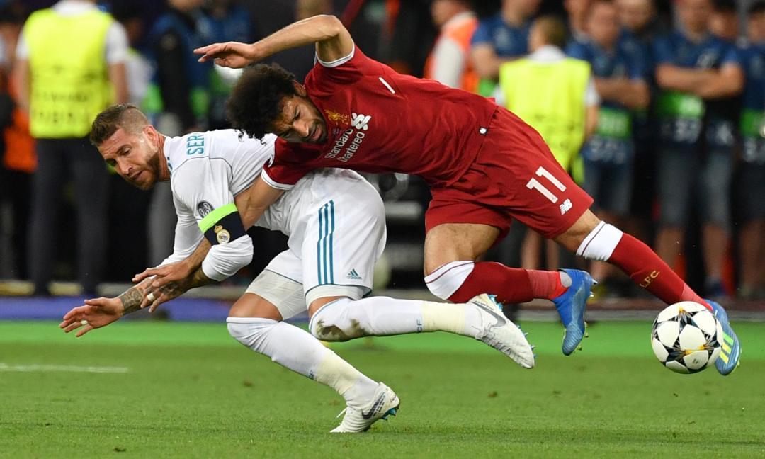 Ramos campione d'Europa e l'Italia si riscopre moralista