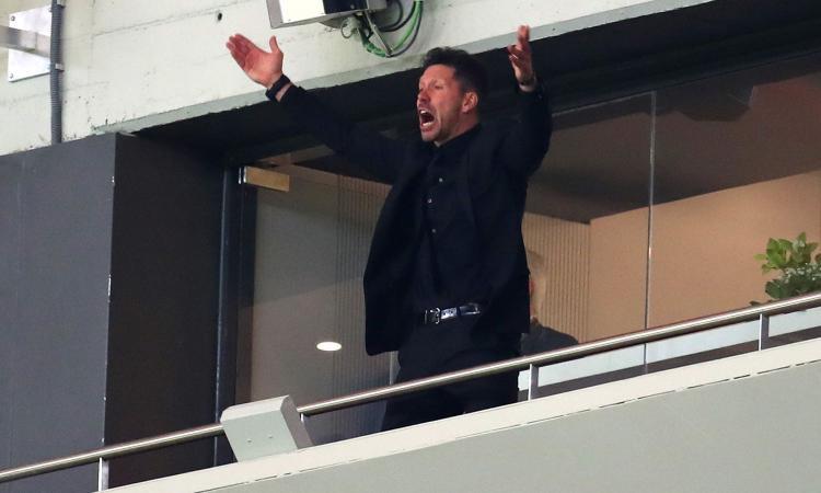 Atletico Madrid: vicino l'arrivo di un argentino