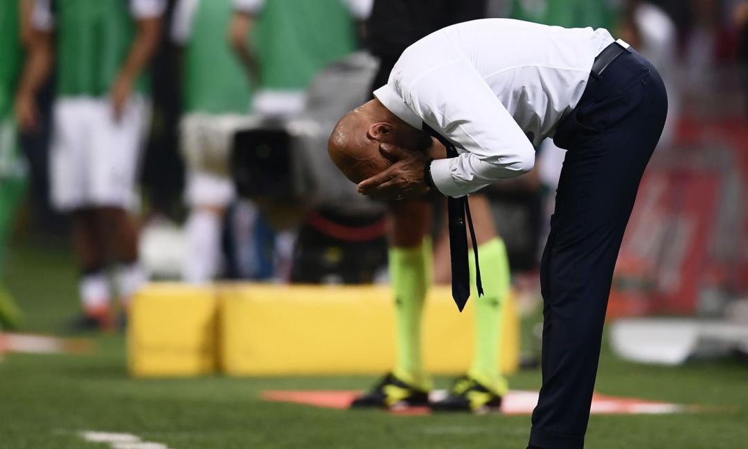 Inter-Juve: altro che Orsato, Spalletti vero responsabile della sconfitta