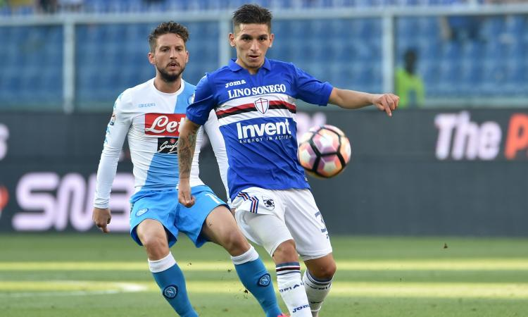 Sampdoria: l'Arsenal insiste per Torreira
