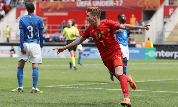 Vertessen: il nuovo Mertens che esalta il Belgio, battuto solo da super Vergani