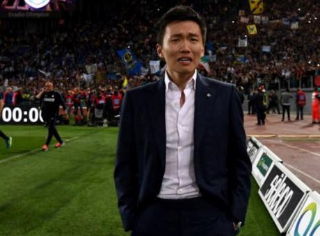 Inter, Zhang: 'Squadra che merita tutto. Sono orgoglioso' FOTO