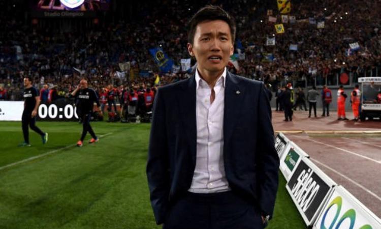 Intermania: Zhang si faccia sentire, Zanetti esulta mimando il Var VIDEO
