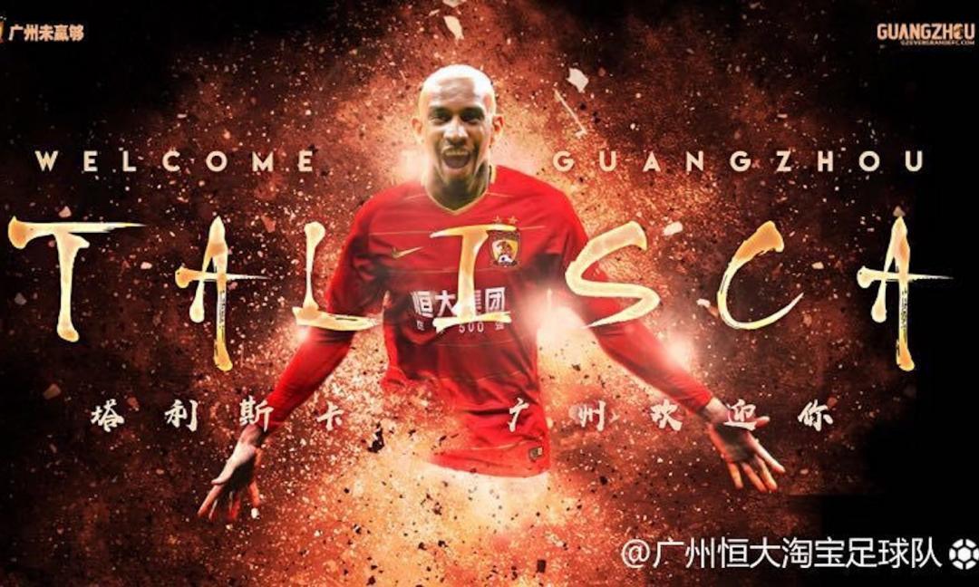 Tallisca, il talismano che doveva salvare il Guangzhou