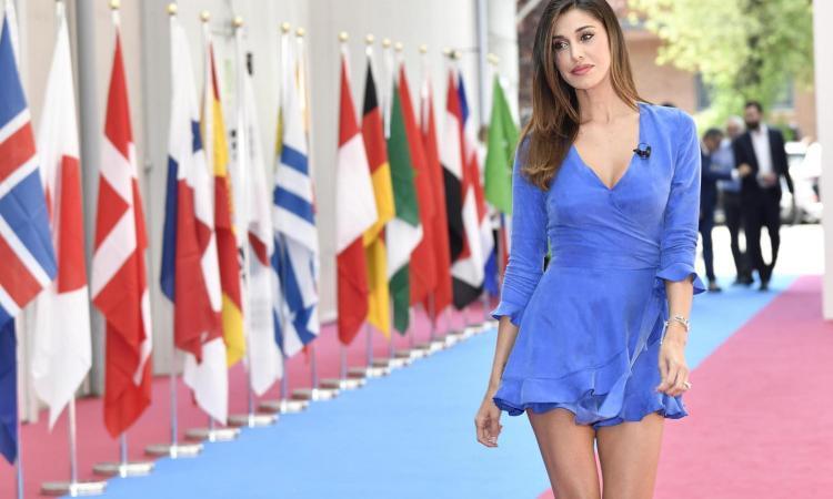 Da Parietti-Marini a Belen e Ilary Blasi: che notti in TV con i Mondiali! FOTO