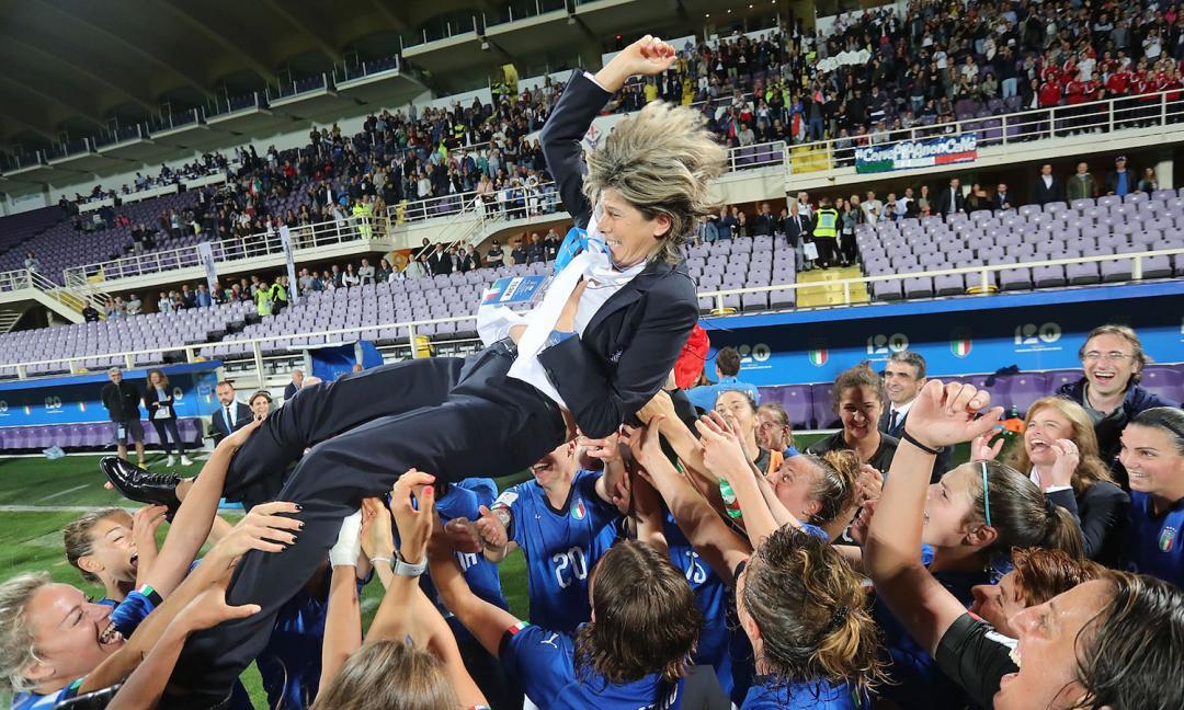 Il calcio femminile in Italia? Mah...