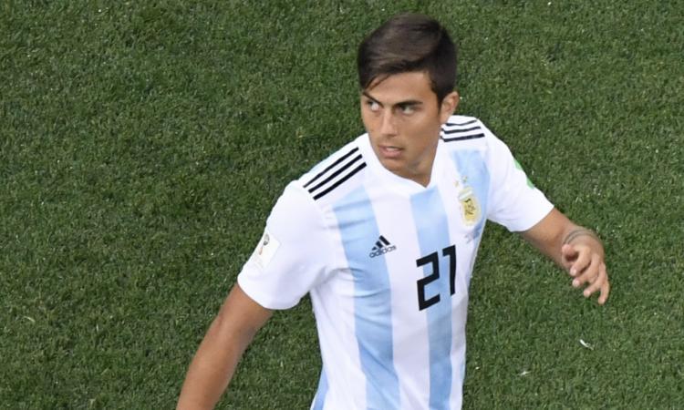 Dalla Spagna: Dybala delude con l'Argentina, la Juve può cederlo