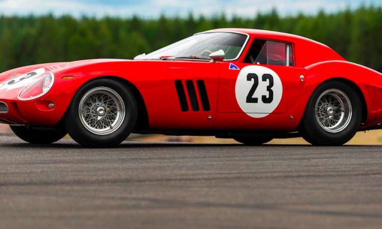 PIT STOP: all'asta la Ferrari più cara di sempre, si parte da 45 milioni! FOTO