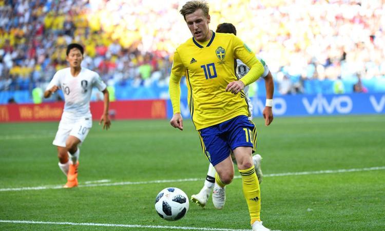 Everton: occhi su uno svedese