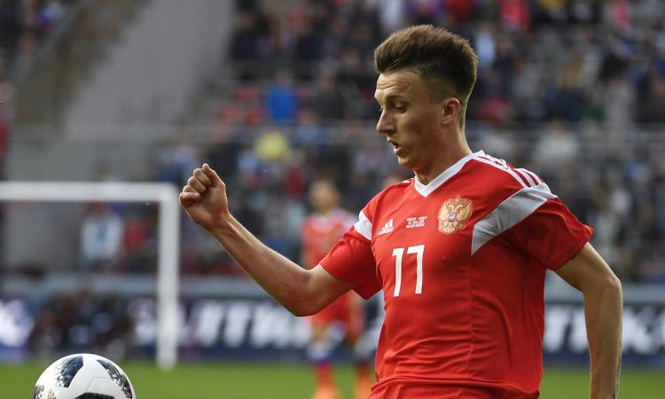 Russia-Arabia Saudita 5-0: il tabellino