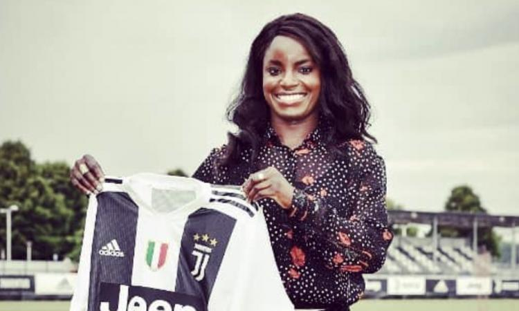 Juve, Aluko: 'Amo Dybala! Ora il calcio italiano investe sulle donne'