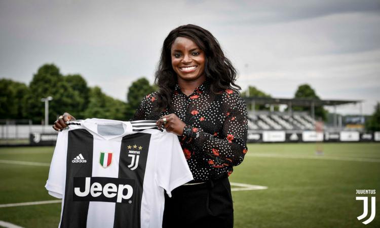 Women, Aluko: 'Juve è una famiglia. Ronaldo...'