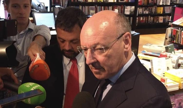 Juve, Marotta spoglia Icardi e annuncia: 'Golovin più di un'ipotesi, Higuain...'