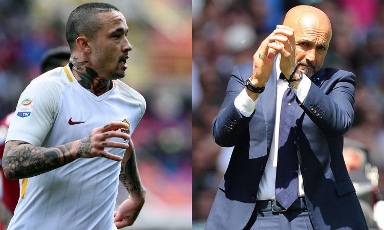 Nainggolan va all'Inter, Monchi punta sui giovani: Spalletti supera la Roma