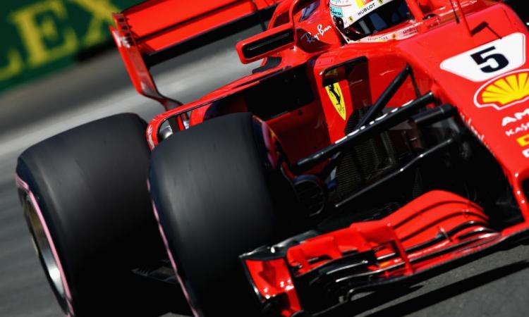 Formula 1: GP Canada, Vettel nella storia! Pole Ferrari dopo 17 anni, Hamilton partirà dalla seconda fila