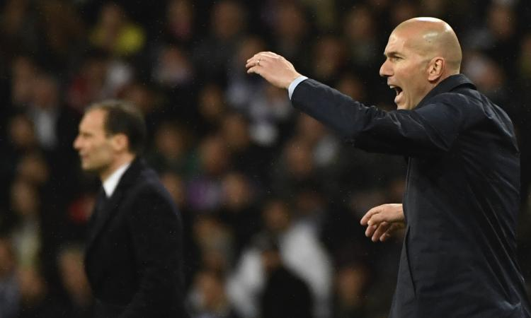 Juve, assist da Zidane per il centrocampista