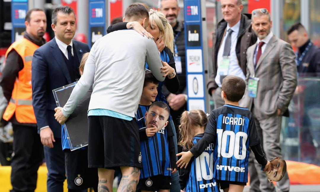 Mamma Inter pronta a riabbracciare il figliolo Icardi