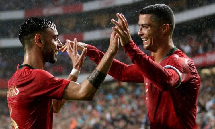 Juve, senti Bruno Fernandes: 'Vi spiego la mentalità di Ronaldo! Tutti lo videro piangere...'