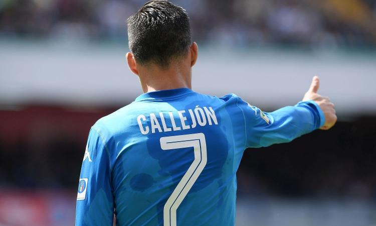 Callejon, il Milan non paga la clausola: la posizione del Napoli