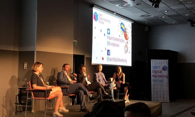 CM allo Sport Digital Marketing Festival: dal Twente a Zaytsev, l'importanza della comunicazione