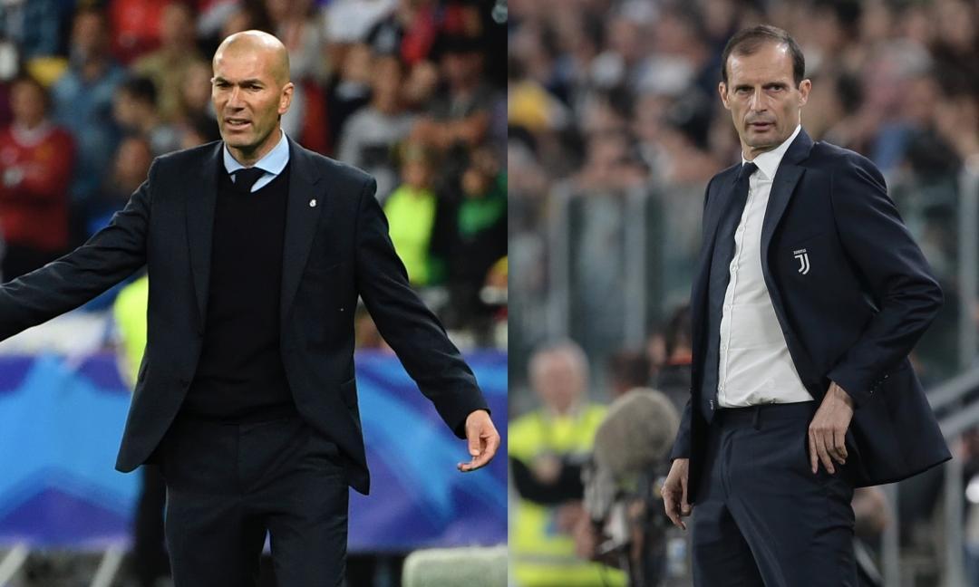 Perché fuori Marotta? Perché entra Zidane!