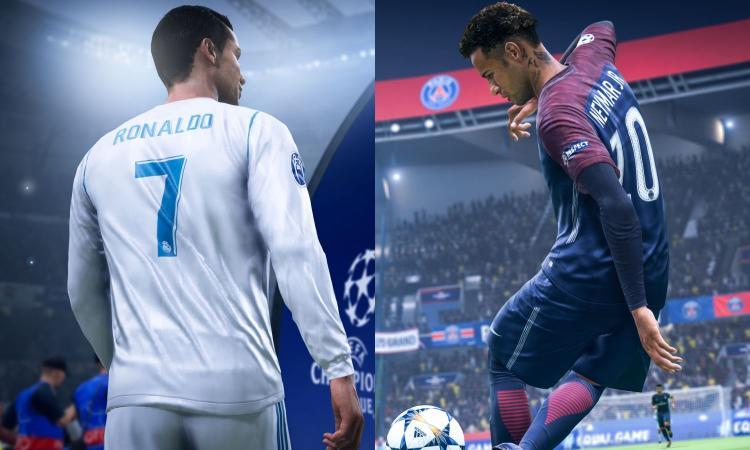 Un po' di FIFA qua? Ronaldo e Neymar in copertina: rischio nuovo 'caso Irving'