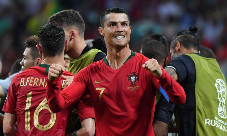Portogallo-Lituania, le formazioni ufficiali: Cristiano Ronaldo e Mario Rui dal 1'